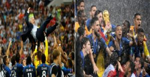 Mondial Russie 2018: La France championne du monde