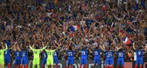 Mondial Russie 2018: La France passe en finale
