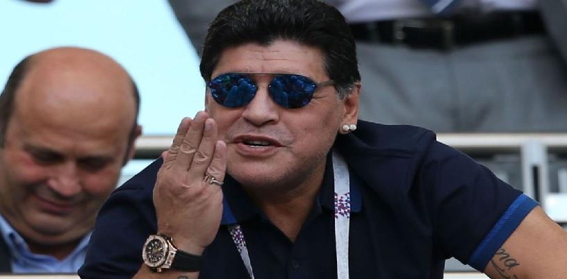 Monde: Diego Maradona décédé d'une crise cardiaque