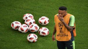 Mondial Russie 2018: Le Brésil et la Belgique pas à l'abri d'un K.-O