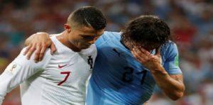 Mondial Russie 2018: Edinson Cavani risque de ne pas affronter la France