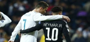 Real Madrid: Neymar arrive? Ronaldo part?
