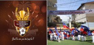 Haiti: Lancement de la Coupe de la Présidence 2018