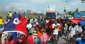 Haiti: Les jeunes grenadières U-20 accueillies triomphalement à la Capitale