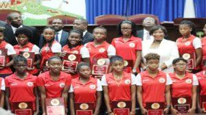 Haiti: Le Parlement va accompagner le développement du football féminin