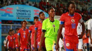 Mondial U-20 France 2018: Haiti joue pour l'honneur face à l'Allemagne