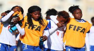 Mondial U-20 France 2018: Nos jeunes Grenadières tombent encore au combat
