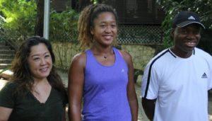 Naomi Osaka en Haïti ce 6 novembre