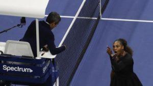 Serena Williams écope une amende de 17 000 U$ pour trois violations du code des tournois du Grand Chelem