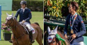 Monde: Haïti remporte l'or en équitation aux jeux olympiques de la jeunesse 2018