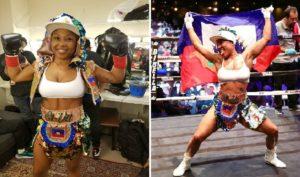 Victoire de Melissa St. Vil contre Mayra Hernandez par décision unanime