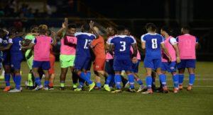 CONCACAF: Les Grenadiers surprennent le Nicaragua à Managua