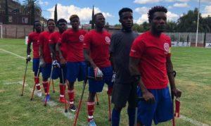 Mondial de Football des Amputés México 2018: Haiti classée 9ème