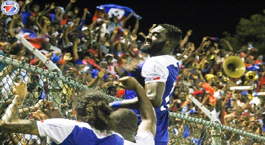 CONCACAF: Haïti l'emporte face à Cuba au stade Sylvio Cator en Ligue des Nations