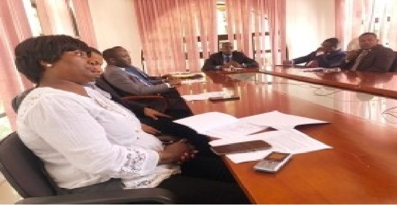 Haiti:  Présentation des membres de la Commission Nationale Antidopage