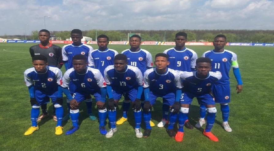 CONCACAF U-17: 3 victoires en 3 matches, les jeunes grenadiers accèdent en 8e de finales