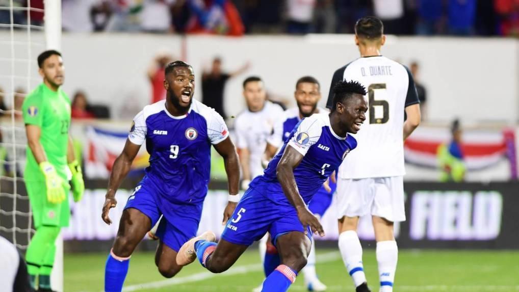 Gold Cup 2019 : Djimy-Bend Alexis: « Ce n'est pas encore terminé, les fans doivent rêver le trophée avec nous »