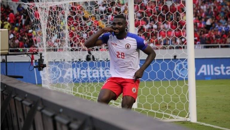 Gold Cup 2019: Frantzdy Pierrot donne la victoire à Haiti face à Bermudes