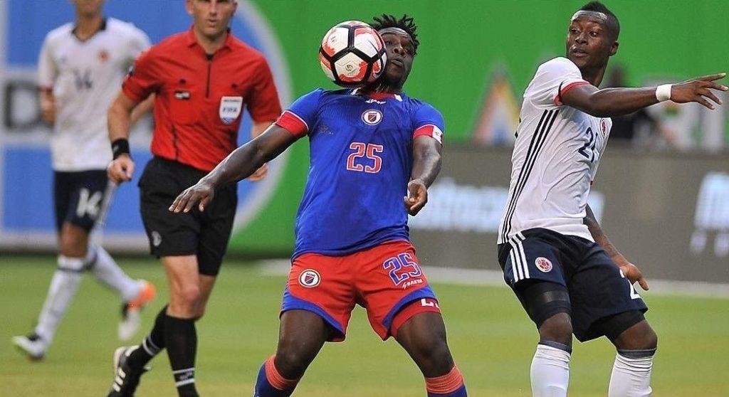 Le Grenadier Bryan Alcéus signe avec le Paris FC en ligue 2