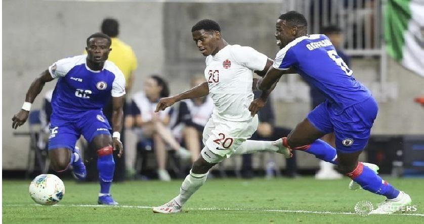Gold Cup 2019: Jonathan David n'a pas célébré son but par respect pour son pays d'origine Haïti