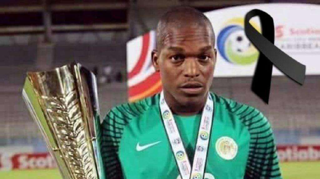 Ligue des nations: Décès à Port-au-Prince de Jarzinho Pieter, l'un des gardiens de but de Curaçao