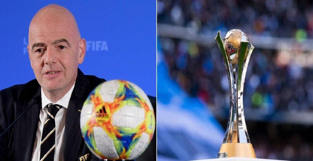 La FIFA annonce un nouveau format pour la Coupe du monde des clubs en 2021