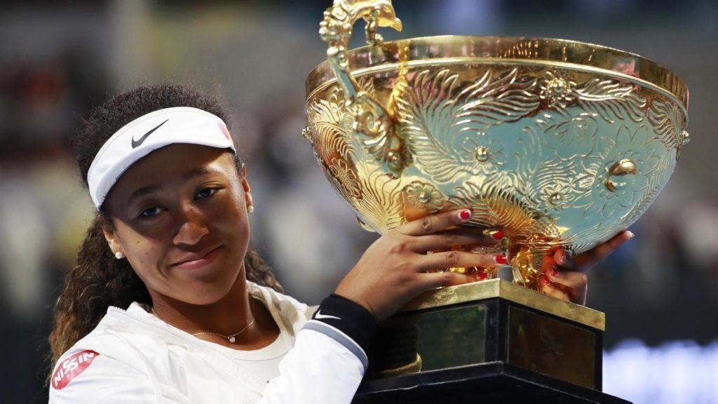 Monde: Naomi Osaka désormais la sportive la mieux rémunérée de l'histoire