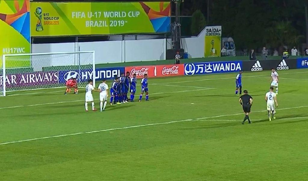 U-17 Brasil 2019: La sélection nationale haitienne éliminée de la Coupe du monde