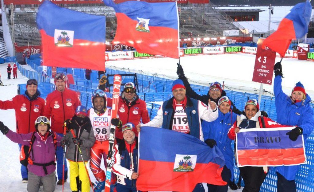 Un jeune skieur haïtien qualifié aux Jeux Olympiques d'hiver «Lausanne 2020»