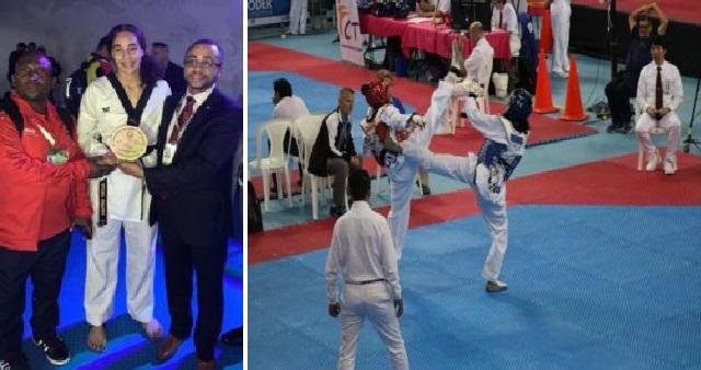 J.O. Japon 2020:  Aliyah Shipman, qualifie Haiti en taekwondo