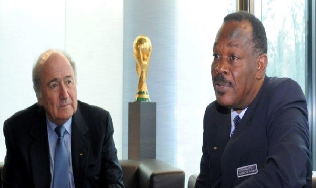Monde: Le Président  de la Fédération Haïtienne de Football, Yves Jean Bart, suspendu par la FIFA