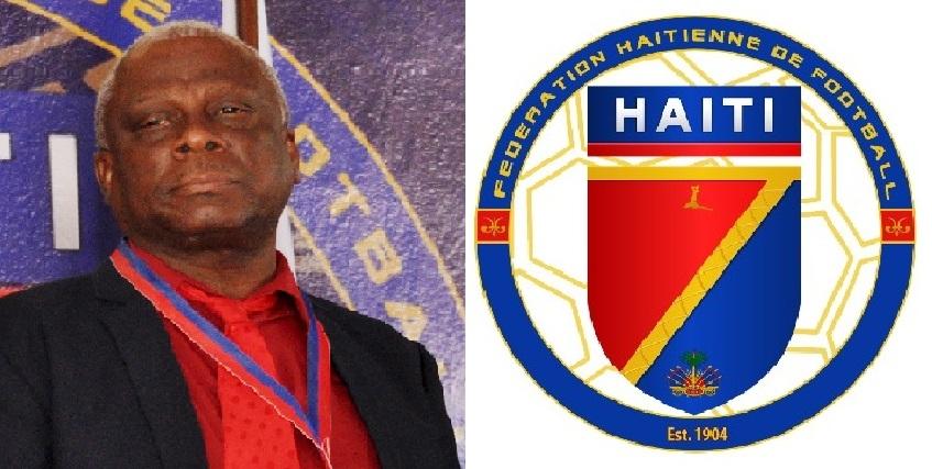 Haiti: Joseph Varieno Saint-Fleur, président provisoire de la Fédération Haïtienne de Football