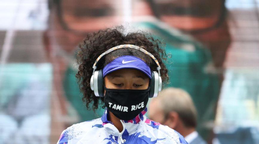 Monde: Naomi Osaka, une championne activiste mue par la justice sociale
