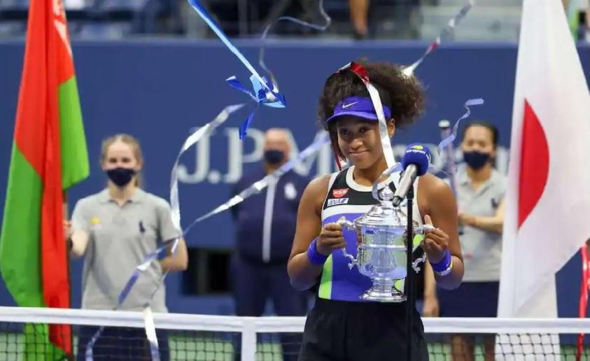 Monde: Naomi Osaka remporte l'US Open, son 3e titre du Grand Chelem