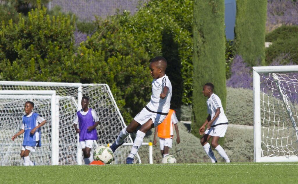 Monde: Le Real Madrid lancera pour la première fois un programme de football en Haïti