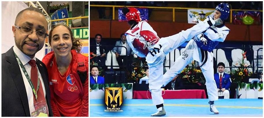 JO Tokyo 2021: Aliyah Shipman qualifiée en taekwondo, une première pour Haïti