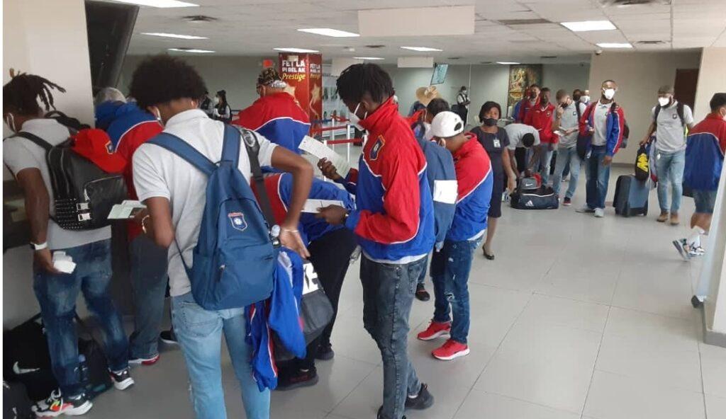 Eliminatoires Qatar 2022: L'équipe nationale de Belize attristée par la crise politique d'Haïti