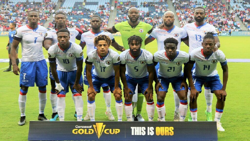 Gold Cup 2021: Cinq grenadiers testés positifs à la Covid-19 avant le match Haïti vs USA