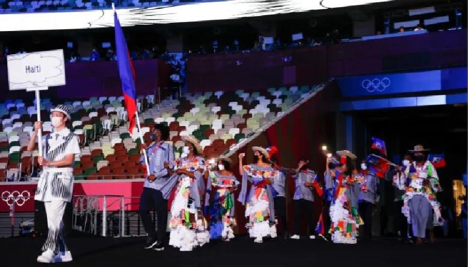JO Tokyo 2020: Six athlètes, 3 femmes et 3 hommes, représentent Haïti, dans 5 disciplines